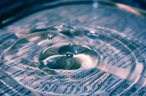 a ripple