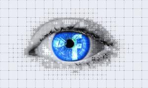 eye facebook